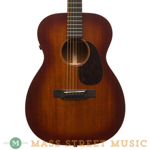 Martin Acoustic Guitars - 00-15e Retro - Front Close