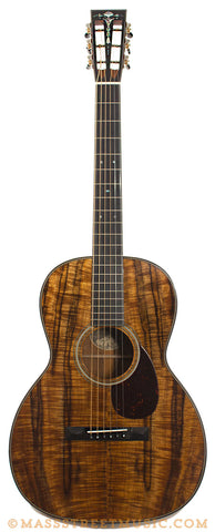 Collings 002H Koa Acoustic Guitar - full