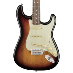 Fender Electric Guitars - American Original 60's Stratocaster - 3-Tone Burst - Front Close