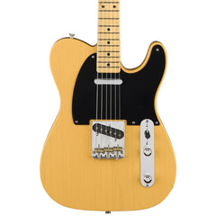 Fender Electric Guitars - American Original 50's Telecaster - Butterscotch Blonde
