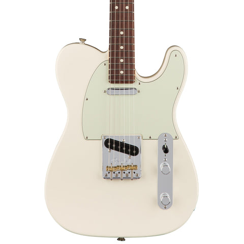Fender Electric Guitars - 2017 American Professional Telecaster - Olympic White