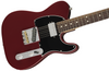 Fender Electric Guitars - American Performer Series Telecaster - Aubergine - Angle