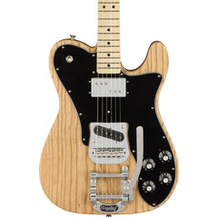 Fender Electric Guitars - Ltd. '72 Telecaster Custom w/Bigsby - Natural - Front Close