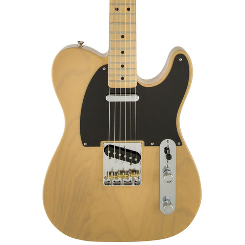 Fender - Classic Player Baja Telecaster - Blonde - Front Close