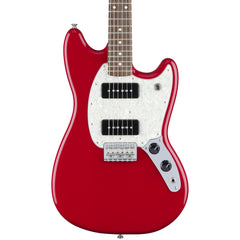 Fender Electric Guitars - Mustang 90 - Torino Red - Front Close