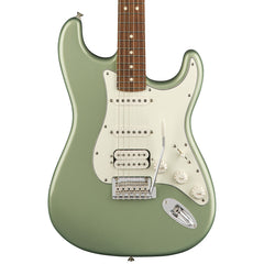 Fender Electric Guitars - Player Stratocaster - HSS Pau Ferro Fingerboard, Sage Green Metallic