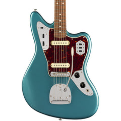 Fender Electric Guitars - Vintera 60's Jaguar - Ocean Turquoise