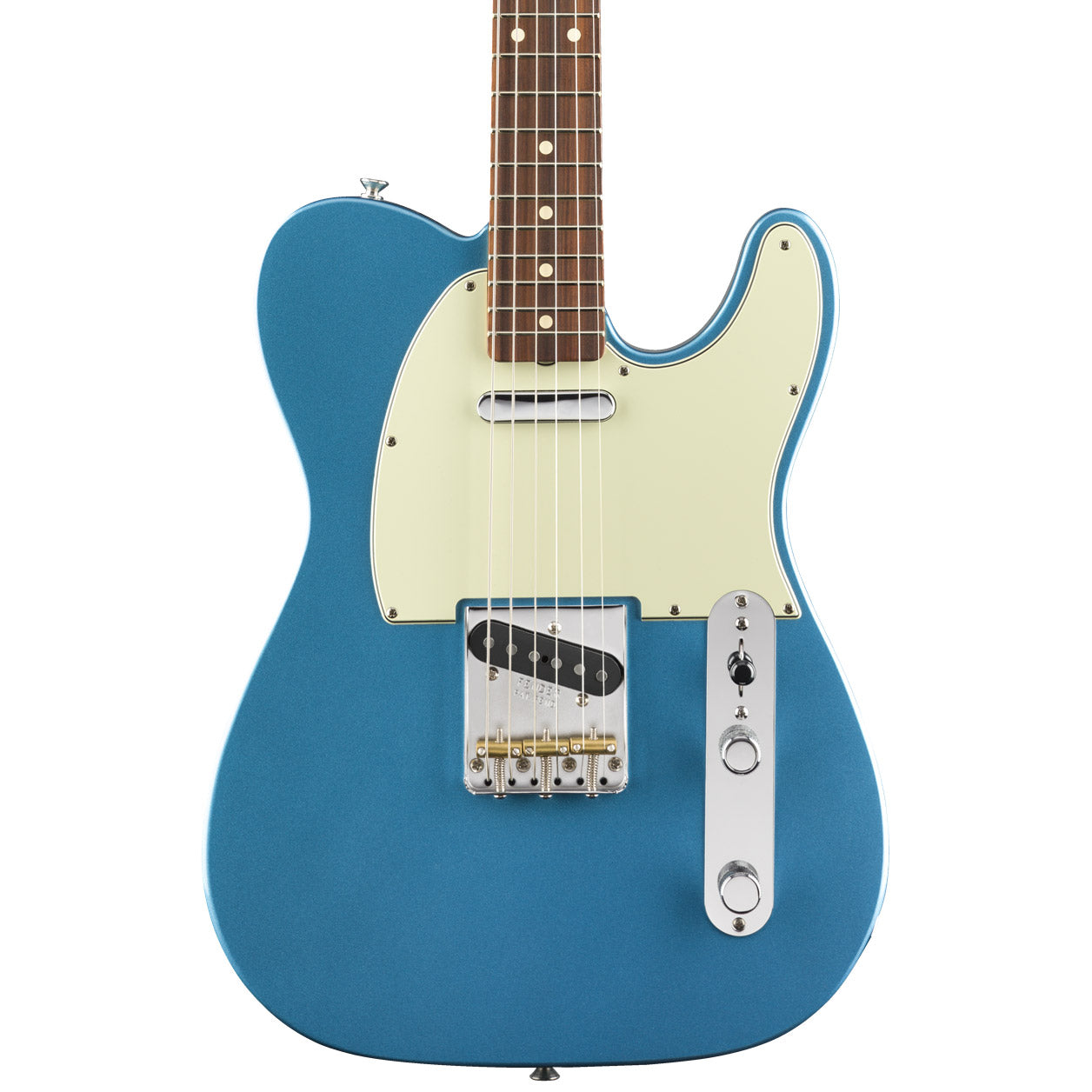 Fender Electric Guitars - Vintera 60's Telecaster Modified - Lake Placid