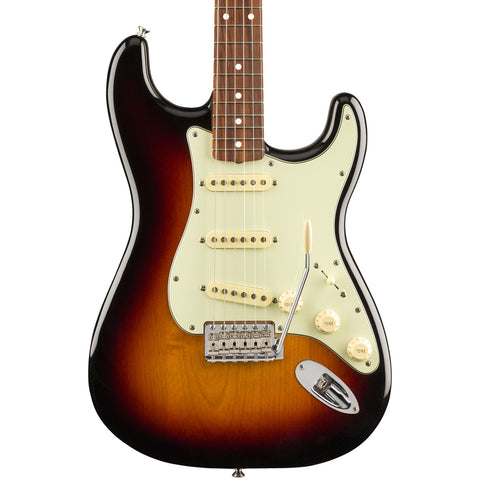 Fender Electric Guitars - Vintera 60's Stratocaster - Sun Burst - Front Close