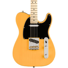 Fender Electric Guitars - American Performer Series Telecaster - Butterscotch - Front Close