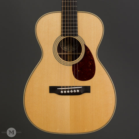 Collings Acoustic Guitars - 02H Traditional T Series - Front Close