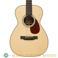 Collings Acoustic Guitars - 02HG MRG 14-Fret - Front