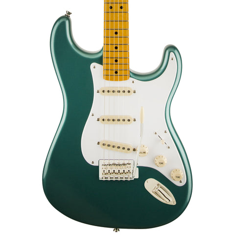 Squier - Classic Vibe 50's Strat - Sherwood Green Metallic w/Matching Headstock