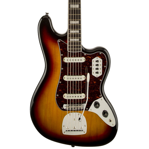 Squier - Bass VI Vintage Modified - Sunburst