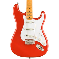 Squier Electric Guitars - Classic Vibe 50s Stratocaster - Fiesta Red