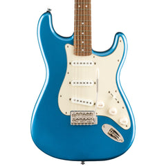 Squier Electric Guitars - Classic Vibe Strat '60s - Lake Placid Blue - Front Close
