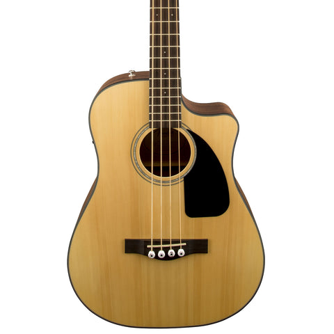 Fender Basses - CB-100CE - Natural Acoustic Bass