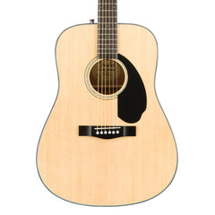 Fender Acoustic Guitars - CD-60S - Natural - Front Close