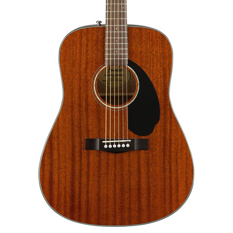 Fender - CD-60S - Mahogany - Front Close