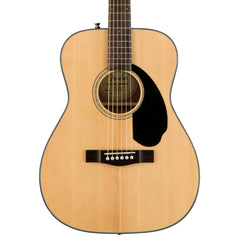 Fender Acoustic Guitars - CC-60S - Natural - Front Close