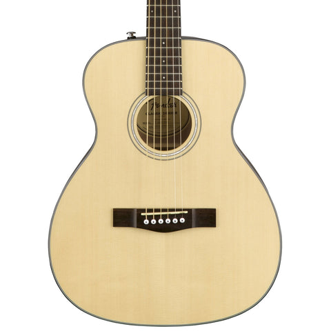 Fender Acoustic Guitars - CT-60S - Natural - Front Close