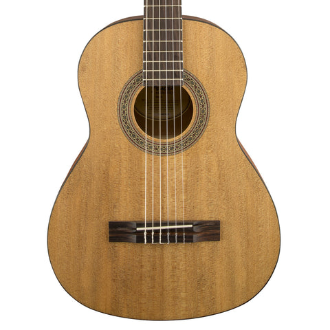 Fender Acoustic Guitars - MC-1 Nylon - Front Close