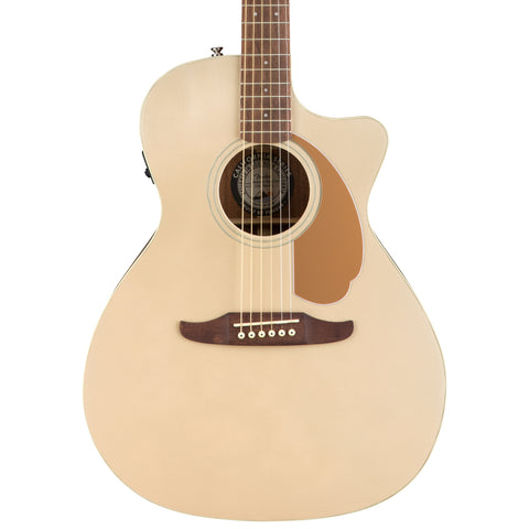 Fender Acoustic Guitars - Newporter Player - Champagne
