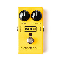 MXR Effect Pedals - Distortion +
