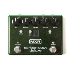 MXR Effect Pedals - Carbon Copy Deluxe Analog Delay