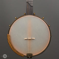 "OME Banjos - 12"" Tupelo - Open-Back - Front Close"