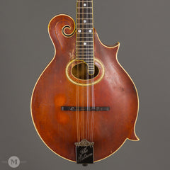 Gibson Mandolins - 1914 F4 - Used - Front Close