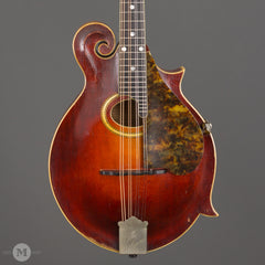 Gibson Mandolins - 1917 F4 - Used Front Close