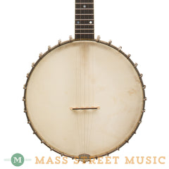 Vega Banjos - 1924 Whyte Laydie Plectrum 5-String Conversion Used