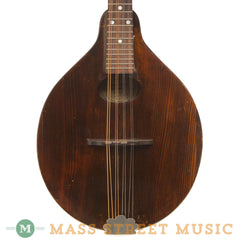 Gibson - 1923 Junior Mandolin - Front Close