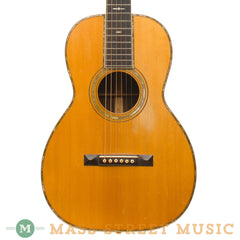 Martin Acoustic Guitars - 1928 0-42 - Front Close