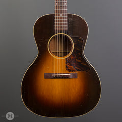 Gibson Acoustic Guitars - Mid-1930s L-0 Sunburst - Front Close