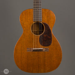 Martin Acoustic Guitars - 1934 0-17 Used - Front Close