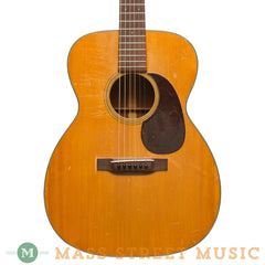 Martin Acoustic Guitars - 1935 000-18 - SN 60393 - Front Close
