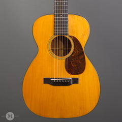 Martin Acoustic Guitars - 1936 0-18