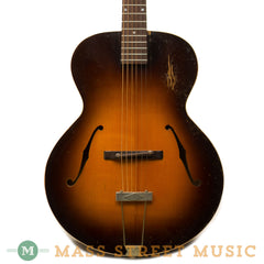 Gibson Acoustic Guitars - 1936 L50 Archtop - Front