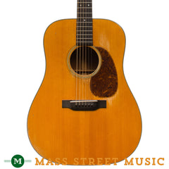 Martin Acoustic Guitars - 1939 D-18 73309 - Front Close