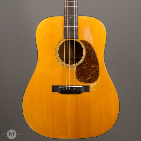 Martin Acoustic Guitars - 1939 D-18 73389