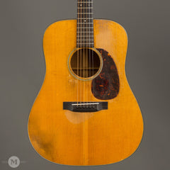 Martin Acoustic Guitars - 1941 D-18 - Front Close