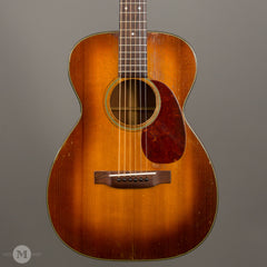 Martin Acoustic Guitars - 1948 0-18 Sunburst - Front