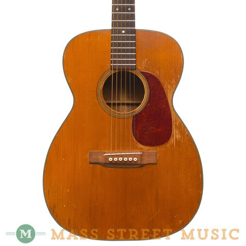 Martin Acoustic Guitars - 1948 00-18 Used - Front Close