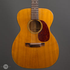 Martin Acoustic Guitars - 1949 000-18 Used - Front Close