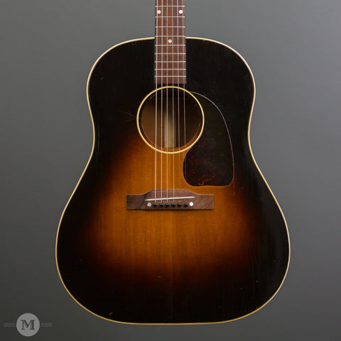 Gibson Guitars - 1952 J-45 Sunburst - Used - Front Close