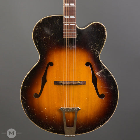 Gibson Guitars - 1953 L-7C - Used - Front Close