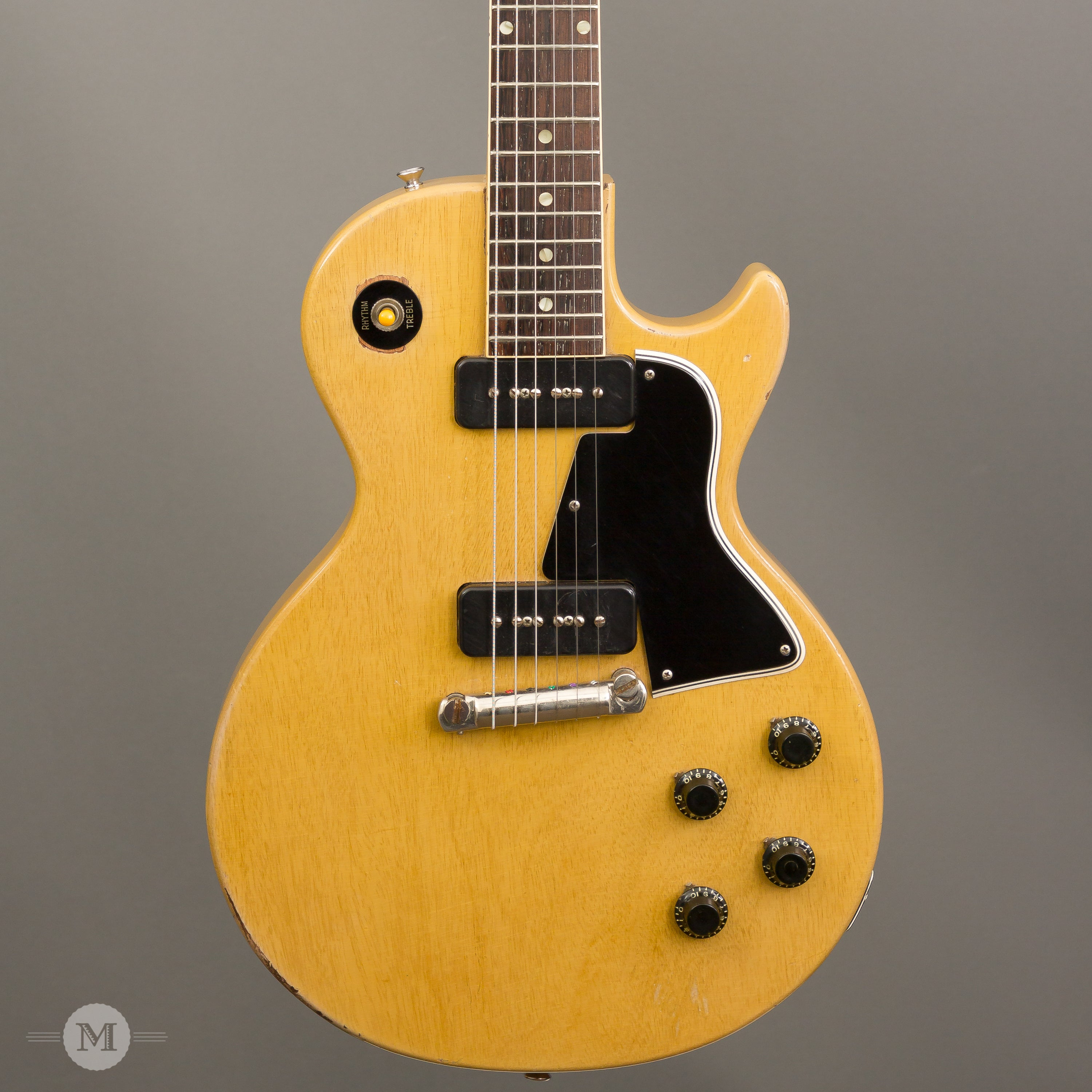 Gibson Electric Guitars - 1956 Les Paul Special TV Yellow