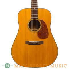Martin Acoustic Guitars - D-18 1957 - Front Close
